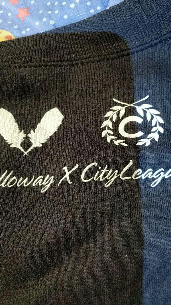 HALLOWAY X CITY LEAGUE
