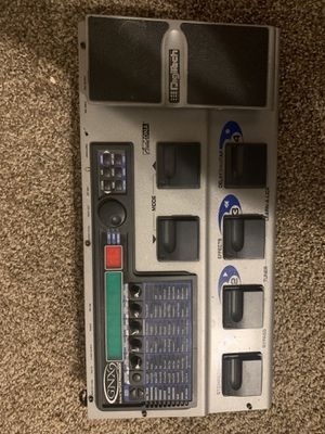 Gnx2 guitar floor processor, make an offer!! for Sale in Richlands, NC