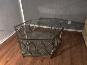 Glass coffee table for Sale in Dallas, TX