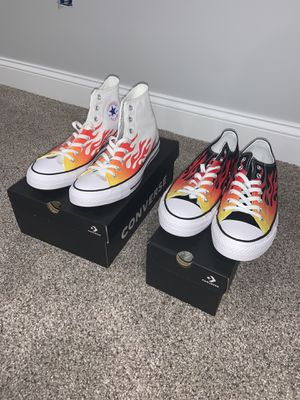 Converse Flame Pack for Sale in Magnolia, OH
