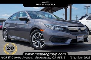 2016 Honda Civic for Sale in Sacramento, CA