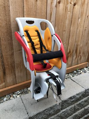 copilot bike seat rack for Sale in Lynnwood, WA