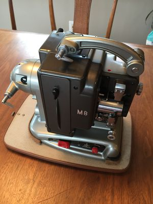 Vintage Bolex Paillard M8 Projector and Case for Sale in Long Beach, CA