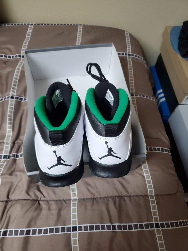 """Jordan 10 """"seattle"""""""
