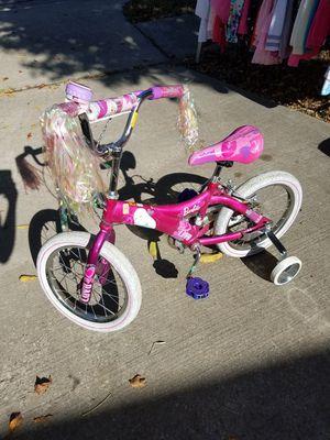 "16"" Barbie Girls' Bike, Pink for Sale in Plano, TX"