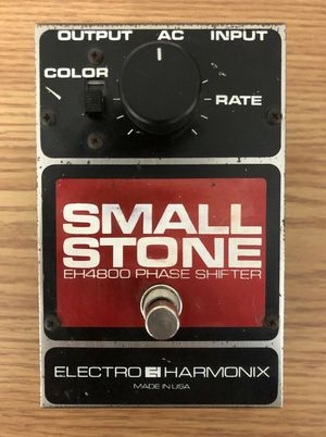 Electro-Harmonix Small Stone EH4800 Phase Shifter Early '80s for Sale in Gorham, ME