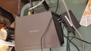 Wifi Router. Netgear Nighthawk. Works well. for Sale in Santa Ana, CA