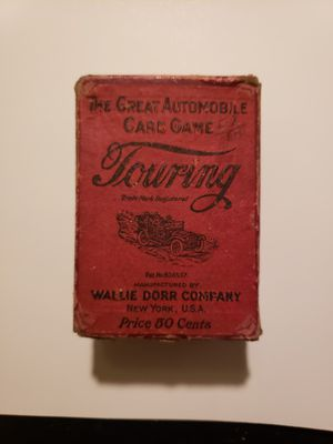 1906-1925 TOURING Great American Card Game for Sale in Columbus, OH