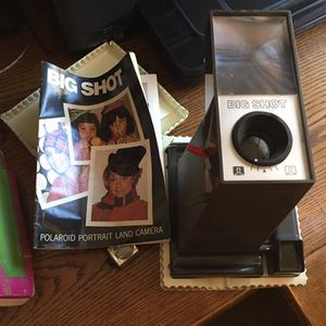Vintage Camera, Film, And Slide Projector/view for Sale in Staten Island, NY