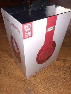 Dre beats studio 3 wireless new authentic for Sale in Pico Rivera, CA