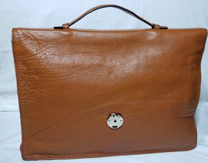 Beautiful leather business bag for Sale in Baltimore, MD