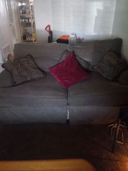 Fabric couch for Sale in Salt Lake City,  UT