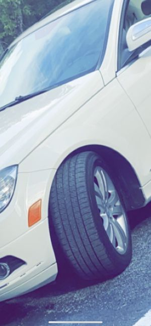 Rims and tires ( Mercedes ) for Sale in Spring Hill, FL