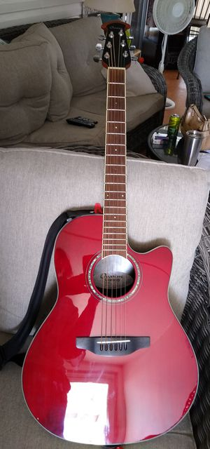 Ovation Celebrity Acoustic Guitar for Sale in Port Richey, FL