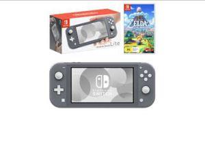 Nintendo Switch Lite With Zelda for Sale in Medley, FL