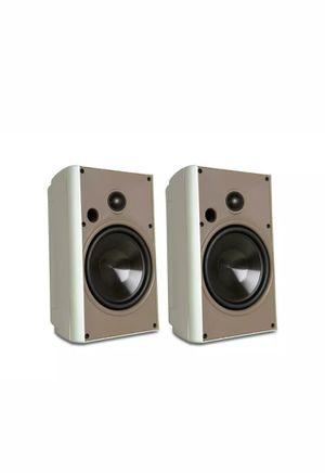 Proficient audio Aw525 2-way compact indoor/outdoor speakers for Sale in Anaheim, CA