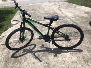 Like new green huffy bike for Sale in Port Richey, FL