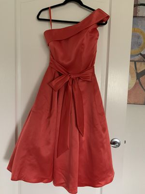 Mori Lee red satin dress for Sale in Manteca, CA