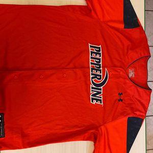 (NEW) Pepperdine University Baseball Jersey for Sale in San Diego, CA