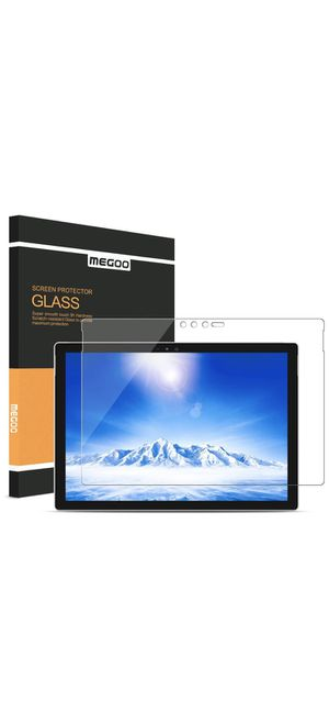 Brand new Screen Protector for Surface Pro 6 12.3 Inch, Tempered Glass/Easy Installation/Anti-Scratch, Compatible for Microsoft Surface Pro5,Pro4 for Sale in Las Vegas, NV