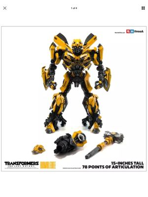 Threea Three A Transformers the Last Knight Bumblebee Exclusive Edition NEW for Sale in Cerritos, CA