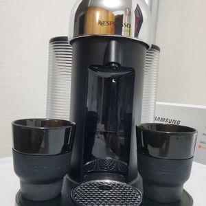 Almost New Nespresso VertuoLine for Sale in Bellevue, WA