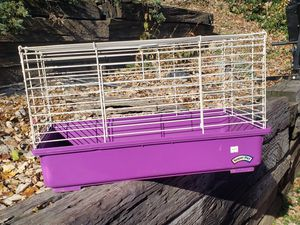 Hamster/small pet cage like new for Sale in Peoria, IL
