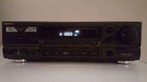 Technics SA GX470... AV Control Stereo Receiver for Sale in Spring, TX