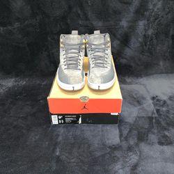 Jordan 12 retro dark grey for Sale in Overland Park,  KS