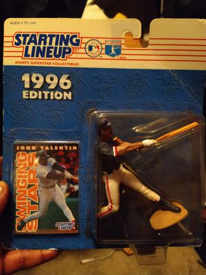 Starting Lineup 1996 Edition John Valentin Action Figure for Sale in Suitland, MD