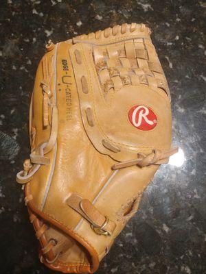 Softball Glove, lefty Rawlings, like new for Sale in Greensboro, NC