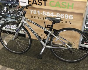 Cannondale Bike six / 6 Quick Bicycle for Sale in Lynn, MA