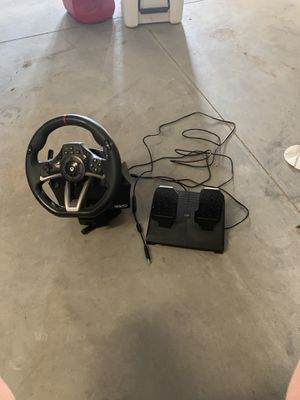 Racing wheel for Xbox one for Sale in Visalia, CA