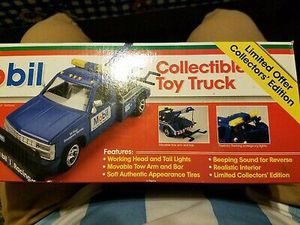 Mobil collectible toy truck for Sale in Calverton, MD