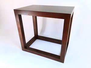 Solid Wood End Table for Sale in Seattle, WA