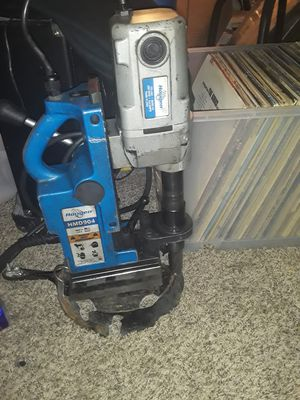 Hougen portable mag drill for Sale in Branchdale, PA