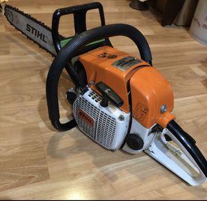Stihl O28 AV Super Wood Boss Chainsaw for Sale in Everett, WA