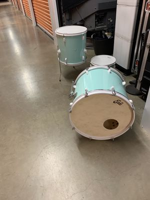 Pearl Drum set 4 pieces , custom parts for Sale in Silver Spring, MD