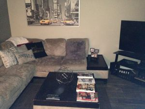 Fabric Sectional Sofa for Sale in Sandy Springs, GA