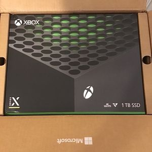 Xbox Series X Console Brand New for Sale in Fort Lauderdale, FL