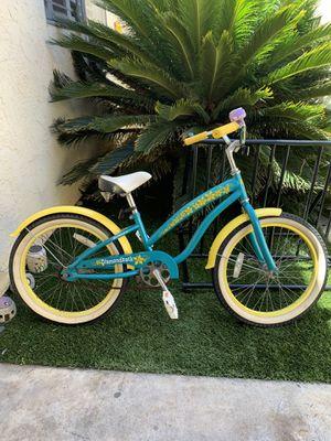 Diamondback girls bike 20 inch wheels for Sale in San Diego, CA