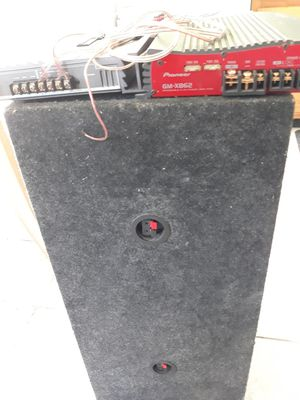 Speaker and amplifiers for Sale in Lake Wales, FL
