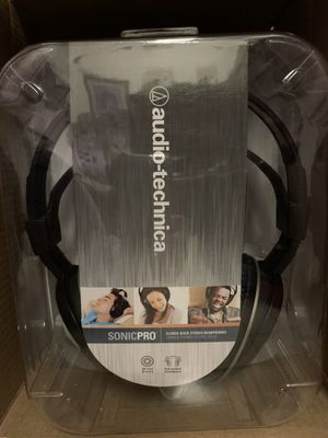 Audio -Technica OverEar Sonic Pro Headphones for Sale in Surprise, AZ