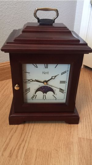 Kent House Clock/Jewelry Holder for Sale in Fresno, CA