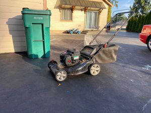 Briggs and Stratton 500 series lawn mower for Sale in Federal Way, WA