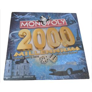 Monopoly 2000 Millennium Board Game for Sale in Lackawanna, NY