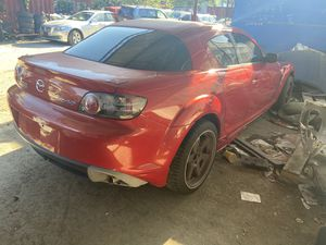 2004 Mazda RX-8 for parts/para piezas for Sale in Hialeah, FL