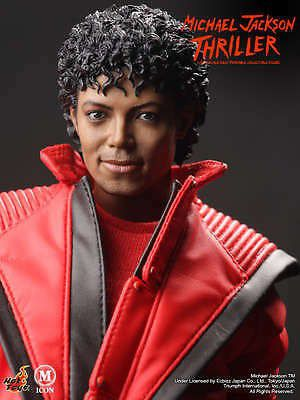 Michael Jackson Collectible Figure *Thriller version* Hot Toys MIS09 1/6 scale for Sale in Centreville, VA