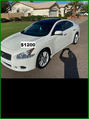 Price$1200 Nissan Maxima for Sale in Washington, DC