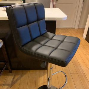TWO bar chairs, adjustable bar stool. Brand new and unopened. for Sale in Queens, NY